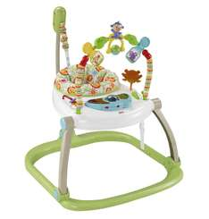 Jumper Fisher Price Jumperoo Rainforest Space Saver