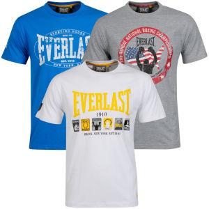Lot de 3 T-shirts Everlast