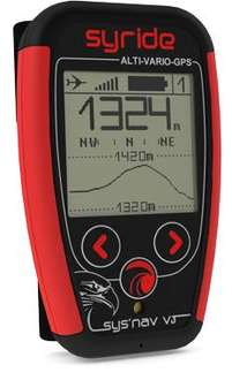 GPS-Altimètre  Syride Sys-NAV V3