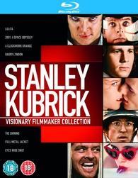 10% de réduction sur une sélection de Coffrets - Ex: Coffret Blu-ray Kubrick