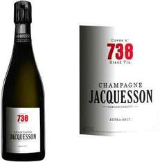 Champagne Jacquesson Cuvée n°739 Extra brut - 75 cl