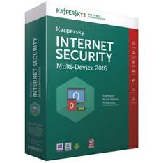 Antivirus Kaspersky Internet Security 2016 Multi-Device - 1 an / 10 postes