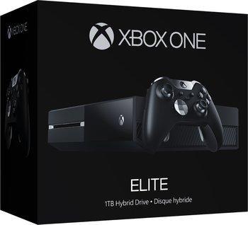 Sélection de packs console Microsoft Xbox One en promotion - Ex : Xbox One Elite (1 To) + Gears of War 4