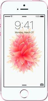 "Sélection de smartphones en promotion - Ex : smartphone 4"" Apple iPhone SE - 64 Go, rose"