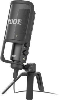 Microphone à condensateur Rode NT-USB