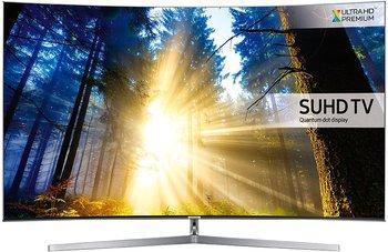 "Pack Samsung - TV incurvée 55"" UE55KS9000 (SUHD, Smart TV) + barre de son HWJ7501R + lecteur Blu-Ray UBD-K8500"