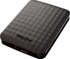 Disque dur externe 2.5 Maxtor M3 Portable - 4 To
