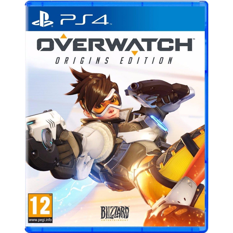 Overwatch: Origins Edition sur PS4 Playstation Store (dématérialisé)