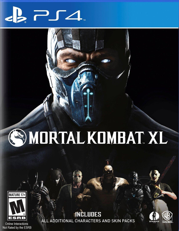Mortal Kombat XL sur PS4