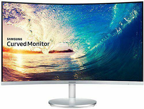 """Ecran PC 27"""" Samsung C27F591 - FullHD, Incurvé"""