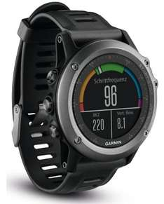 Montre connectée Garmin Fenix 3