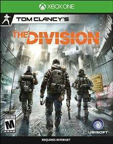 Tom Clancy's The Division - Xbox One/PS4 (taxes et douanes incluses)
