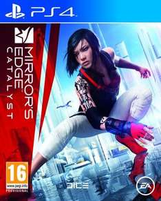 Mirror's Edge : Catalyst Day One Edition sur PS4