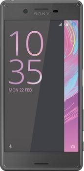 """Smartphone 5"""" Sony Xperia X - 32 Go, noir ou rose (via ODR 70€)"""