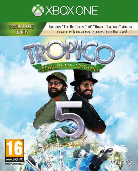 Tropico 5 – Edition Pénultième sur Xbox One