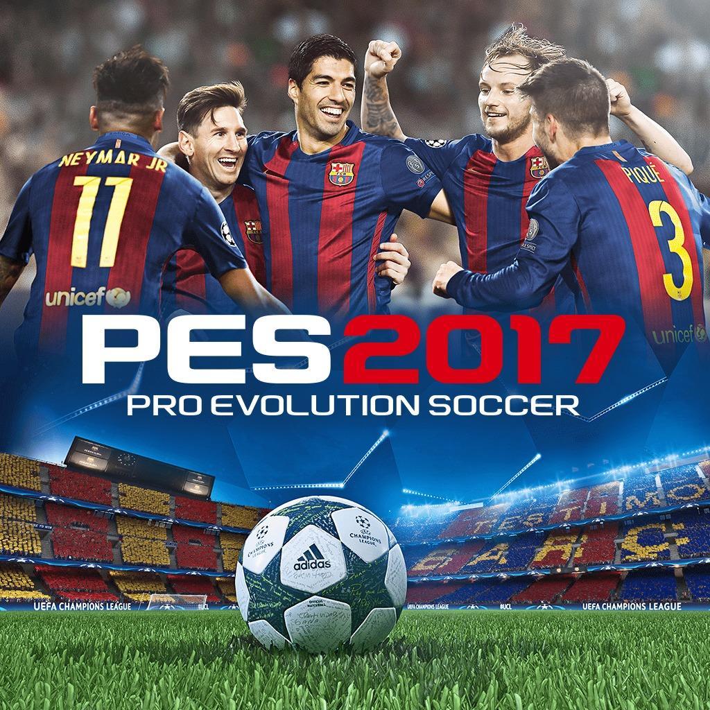 Pro Evolution Soccer 2017 sur PS4 (Dématérialisé)