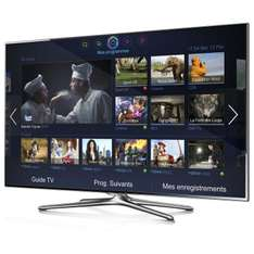 "TV 40"" Samsung UE40F6640 Full HD 3D, Wi-Fi"