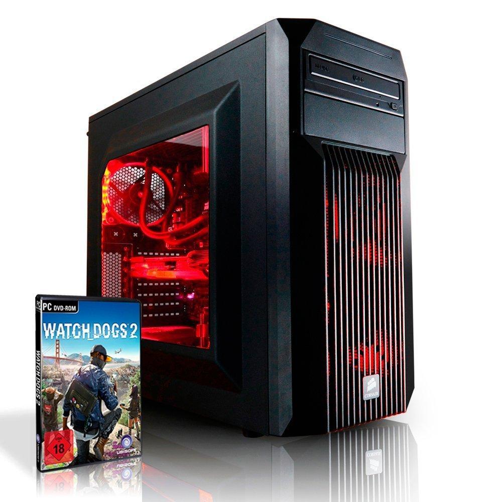 PC gamer  (i7-6700K, 16 Go RAM, 250 Go SSD 1 To HDD, GTX 1070, Windows 10)