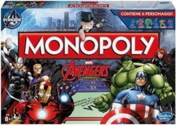 Jeu de société Hasbro Monopoly Avengers