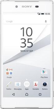 """Smartphone 5.2"""" Sony Xperia Z5 - double-SIM, blanc"""