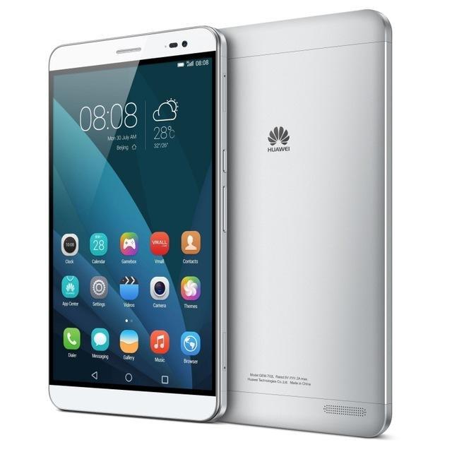 """Tablette tactile 7"""" Huawei Honor X2 - 3 Go de RAM, 16 Go, argent"""