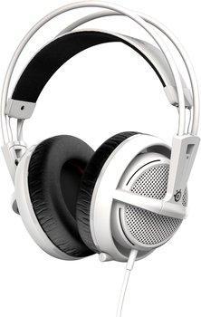 Lot de 2 casques audio SteelSeries Siberia 200 - blanc