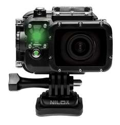 Action Cam Nilox F60 (AEE  S70/ PNJ S70) Full HD Wi-Fi - Caisson 100m