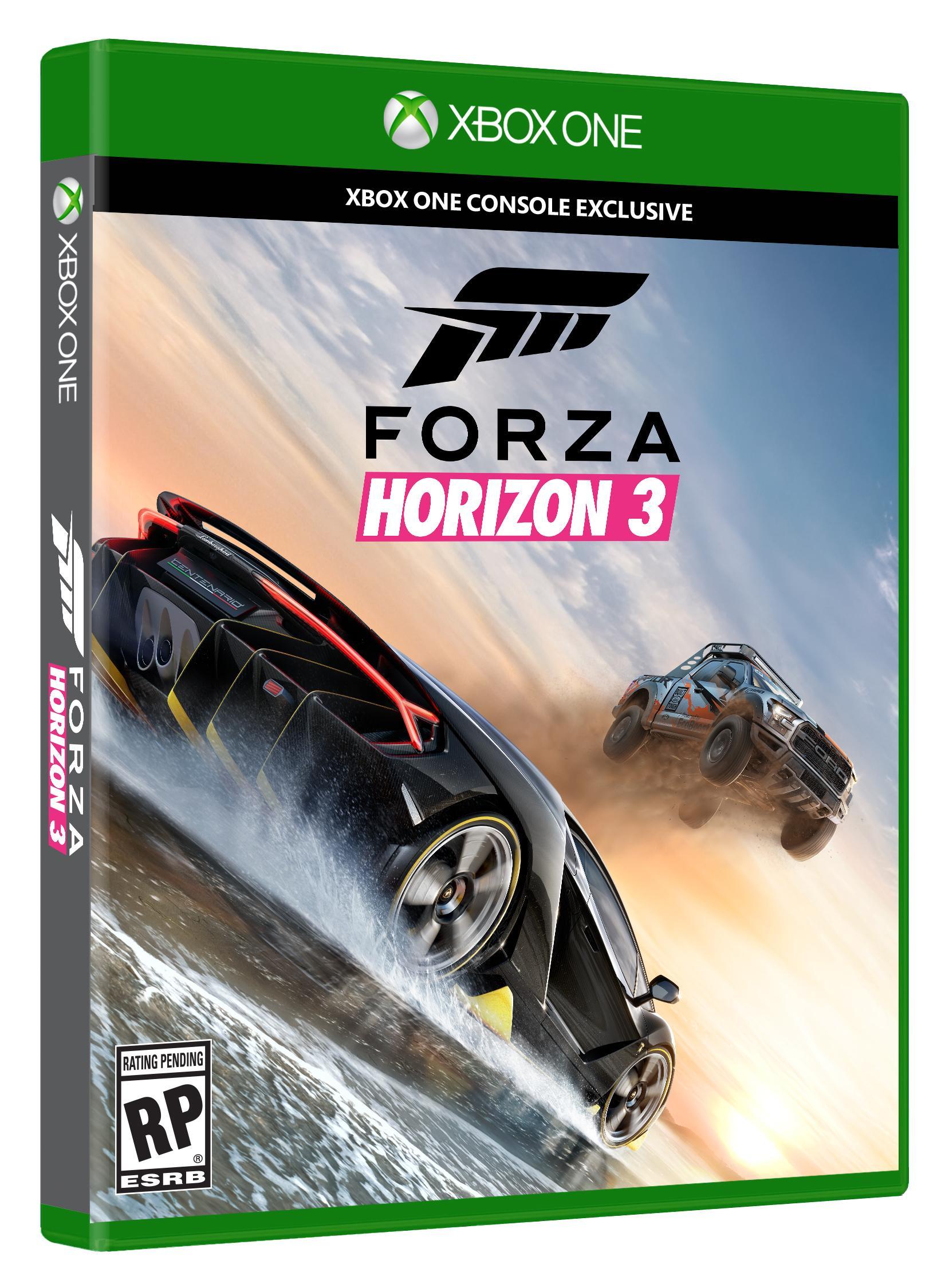 Sélection de jeux PC et Xbox One en promotion - Ex : Forza Horizon 3 (dématérialisé)