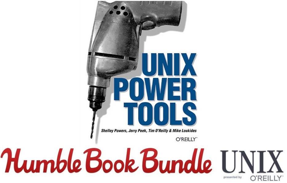 16 ebooks O'Reilly Unix, tools et services