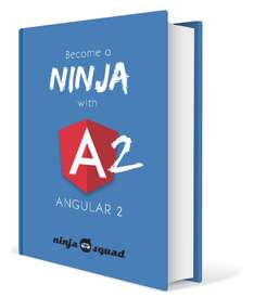 Ebook Deviens un Ninja avec Angular 2 - Pack Pro (Ebook + Excercices)
