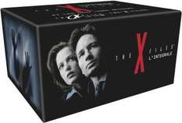 Coffret DVD The X-Files - Les Saisons 1 à 9 + les 2 Films (Édition Limitée)
