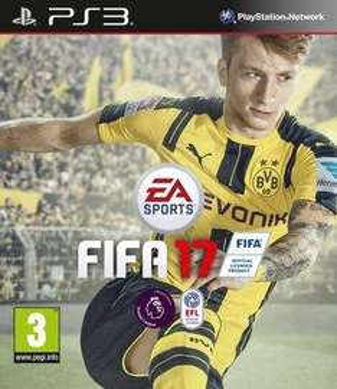 FIFA 17 sur PS3