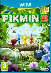 Jeu vidéo Pikmin 3 sur Wii U