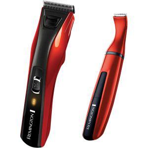 Coffret tondeuse cheveux + tondeuse précision Remington HC5356 Pro Power Series