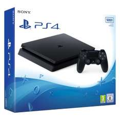 Console Sony PS4 Slim 500Go