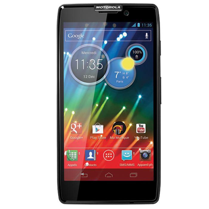 "Smartphone 4G LTE Motorola Razr HD 4.7"""