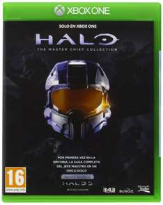 Halo : The Masterchief Collection sur Xbox One