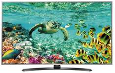 "TV 55"" LG 55UH668V - LED, 4K UHD, HDR, Smart TV (via ODR de 100€)"