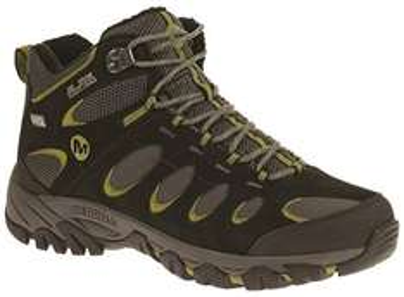 Chaussures de randonnée Merrell Ridgepass Thermo Mid (Taille 44 à 49)
