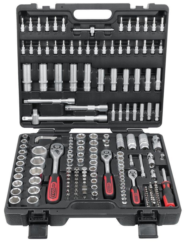 Coffret à douille 179 pieces KS Tools 917.0779 Classic
