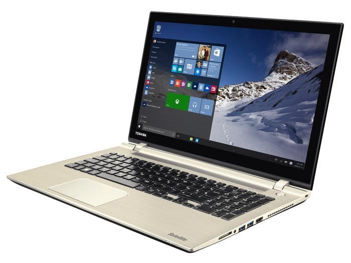 "Ultrabook 15.6"" Toshiba Satellite P50-C-14Q (i7-5500Un 16Go RAM, GeForce 930M, 1To HDD)"