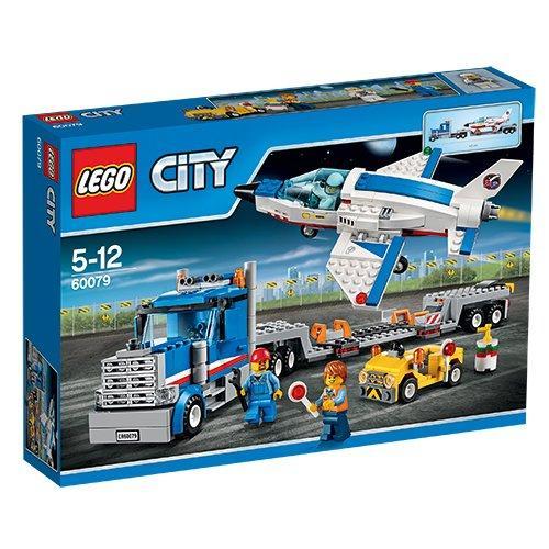 Jouet Lego 60079 - Le transporteur d'avion
