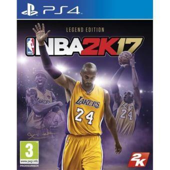 NBA 2K17 - Legend Edition - PS4