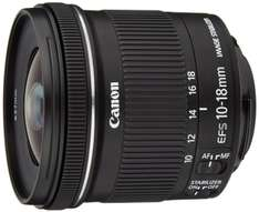 Objectif Ultra Grand Angle Canon EF-S 10 – 18 mm 1: 4.5 – 5.6 IS STM