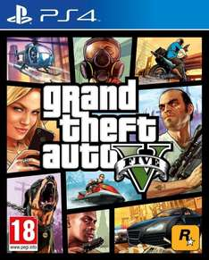 Grand Theft Auto V sur PS4 et Xbox One