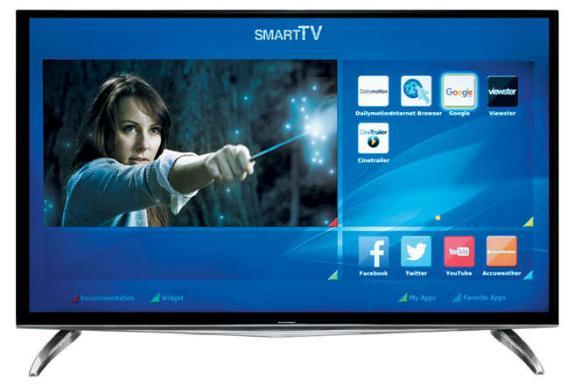 """TV 43"""" Schneider LD43-SC30416SK - 4K UHD, LED"""