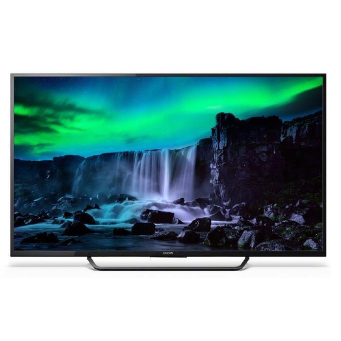 "TV 49"" Sony KD49X8005CBAEP - 4K Ultra HD"