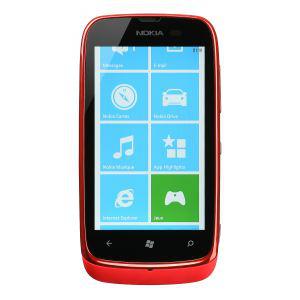Smartphone Nokia Lumia 610 Rouge