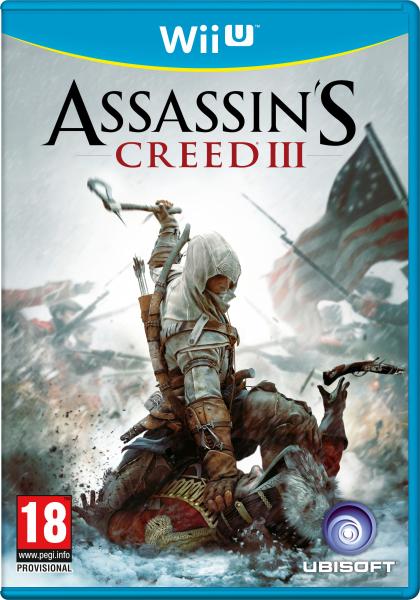 Assassin's Creed III sur Wii U