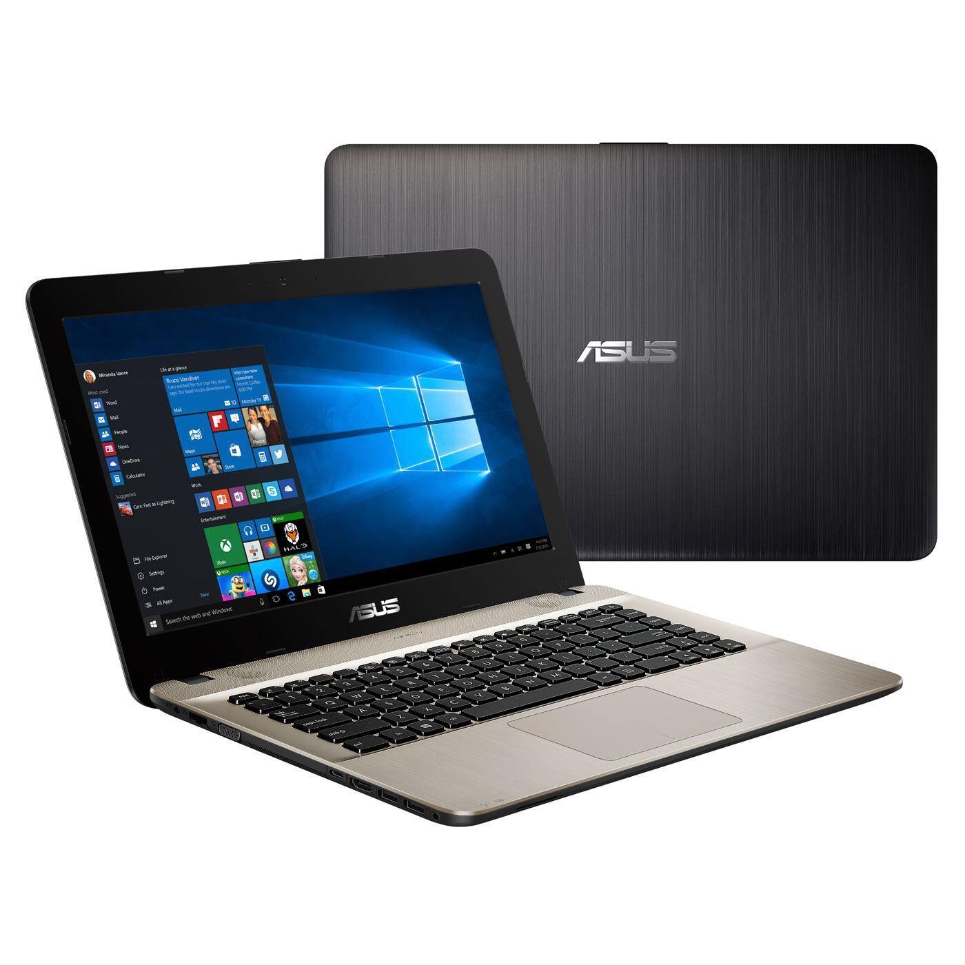 """PC portable 14"""" Asus X455LA-WX470T (i3-5005U, 4 Go de RAM, 500 Go)"""
